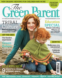 The Green Parent, November 2011