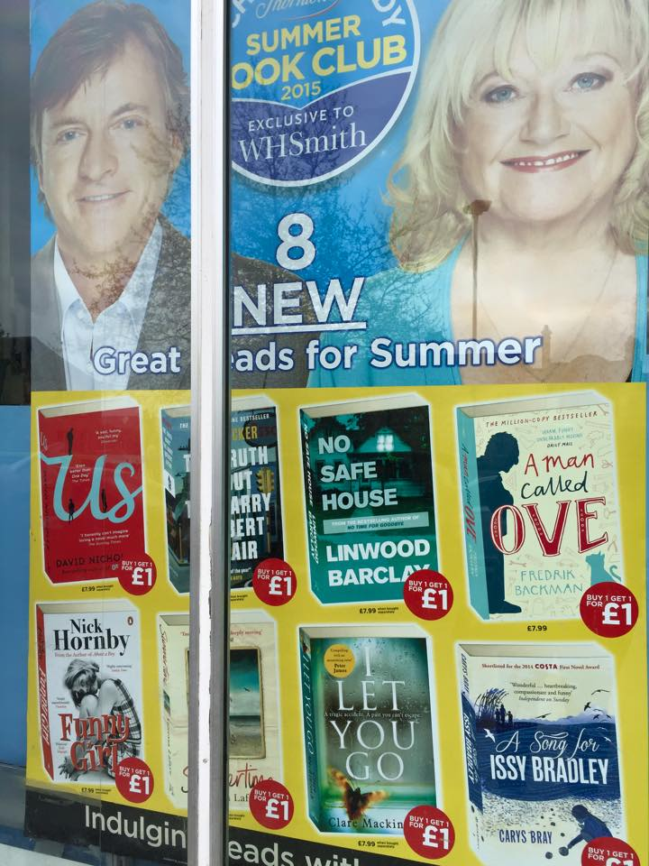 Richard & Judy book club