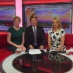 BBC Breakfast interview with Clare Mackintosh